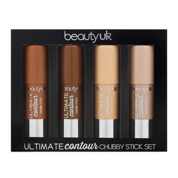 Gift Set Beauty UK Contour Chubby Stick
