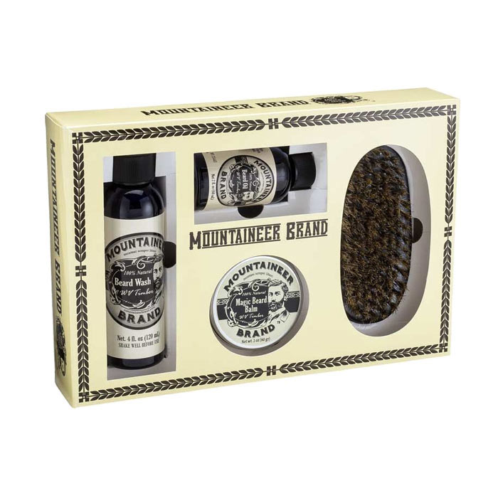 Gift set Mountaineer Brand 4pcs