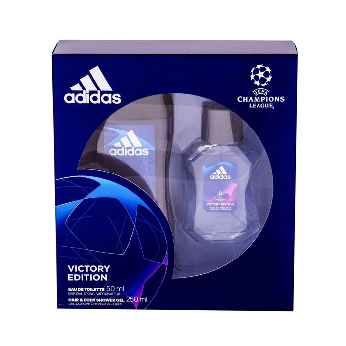 Giftset Adidas Victory Edition Edt 50ml + Shower Gel 250ml
