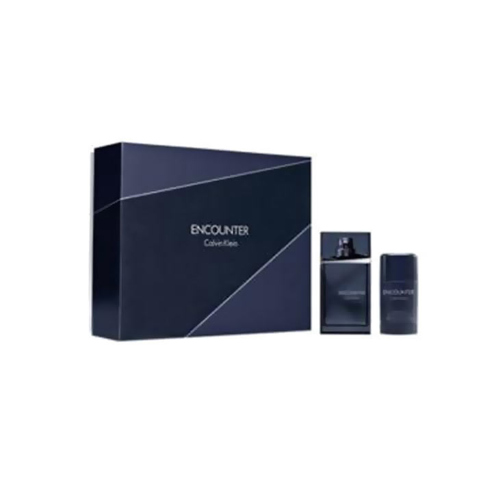 Giftset Calvin Klein Encounter Edt 100ml + Deostick 75g