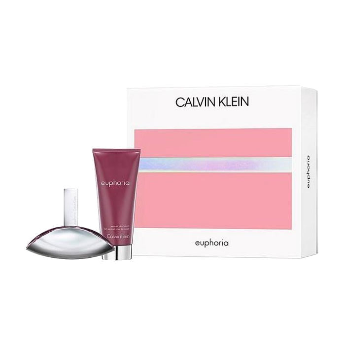 Giftset Calvin Klein Euphoria Edp 50ml + Body lotion 100ml
