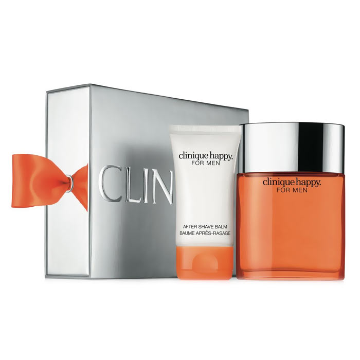 Giftset Clinique Happy For Men Edt 100ml + ASH Balm 50ml