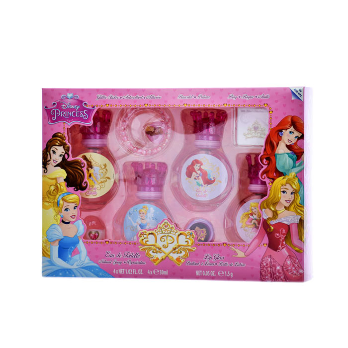 Giftset Disney Princess 8 Piece Set