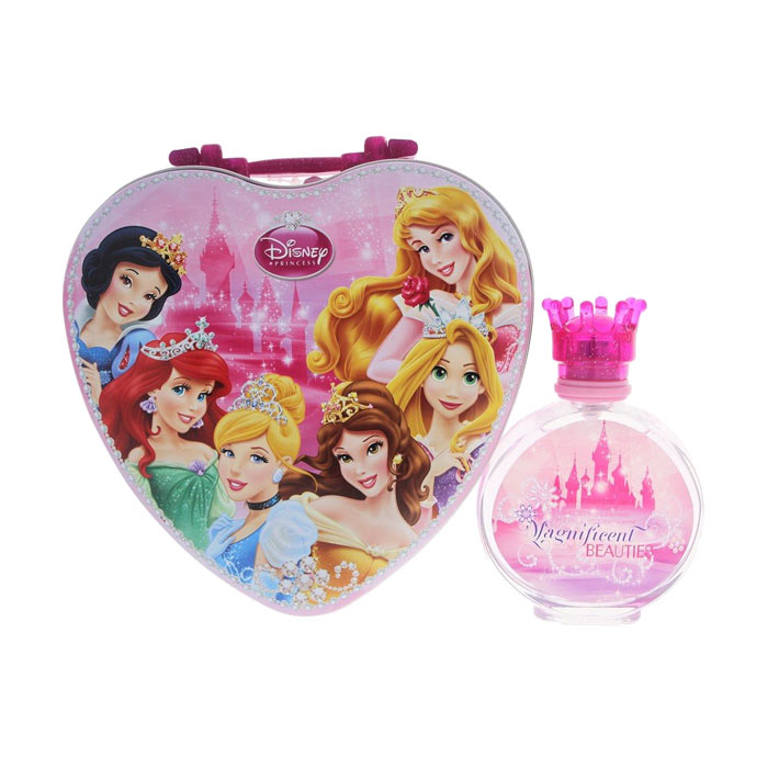 Giftset Disney Princess Magnificent Beauties Edt 100ml + Lunch Box