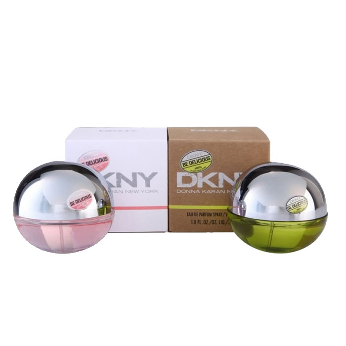 Giftset DKNY Be Delicious Edp 30ml + Fresh Blossom Edp 30ml