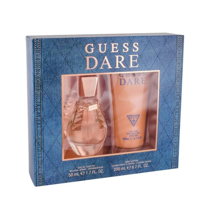 Giftset GUESS Dare Edt 50ml + Body Lotion 200 ml