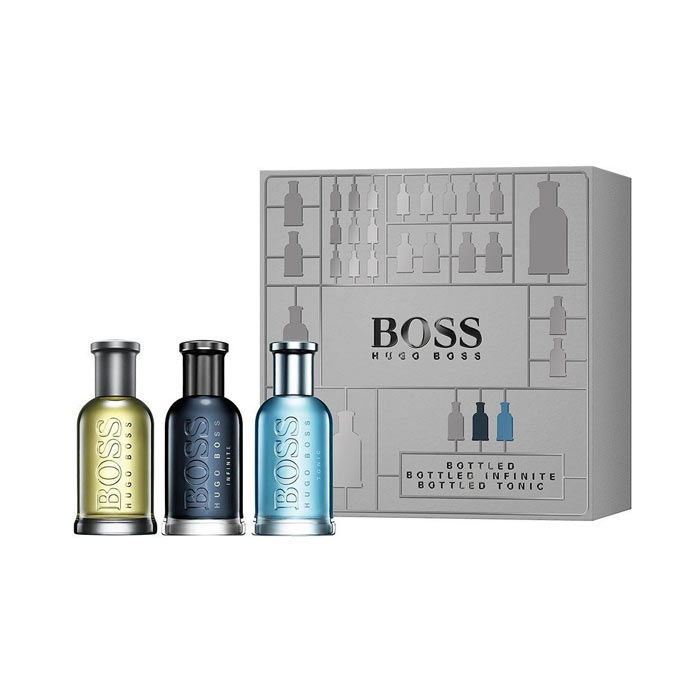 Giftset Hugo Boss Bottled Collection 3 x 30ml