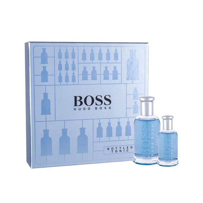 Giftset Hugo Boss Bottled Tonic Edt 100ml + 30ml