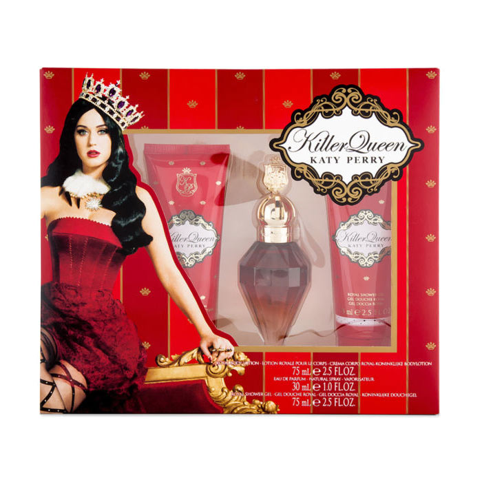 Giftset Katy Perry Killer Queen Edp 30ml