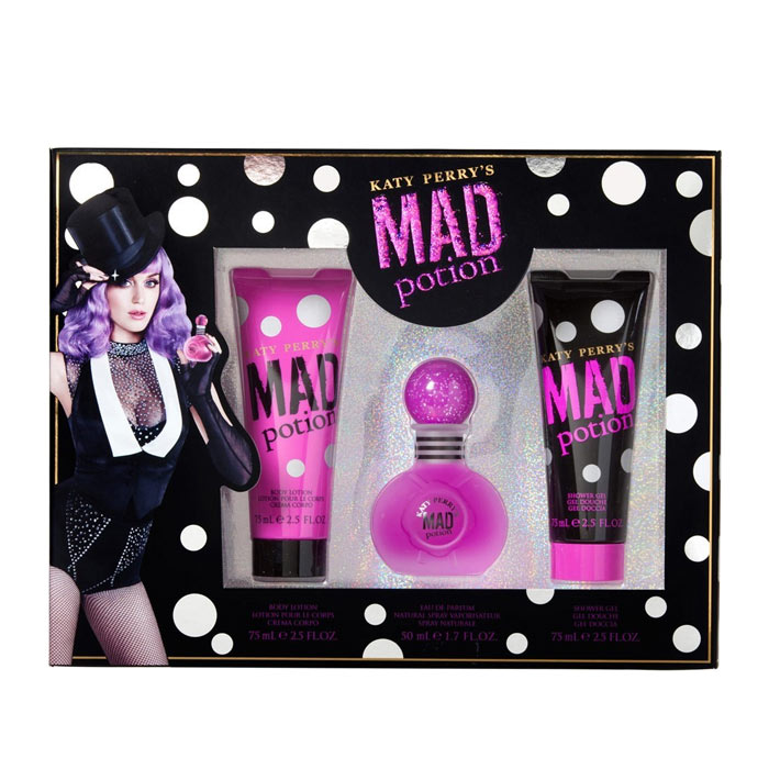 Giftset Katy Perry Mad Potion Edp 50ml