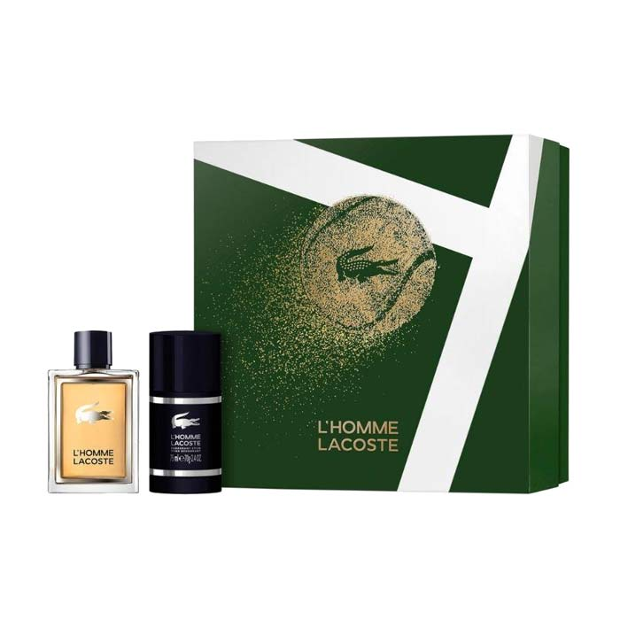 Giftset Lacoste L Homme Lacoste Edt 50ml + Deostick 75ml