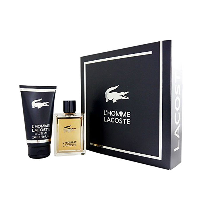 Giftset Lacoste L´Homme Edt 100ml + Shower Gel 150ml