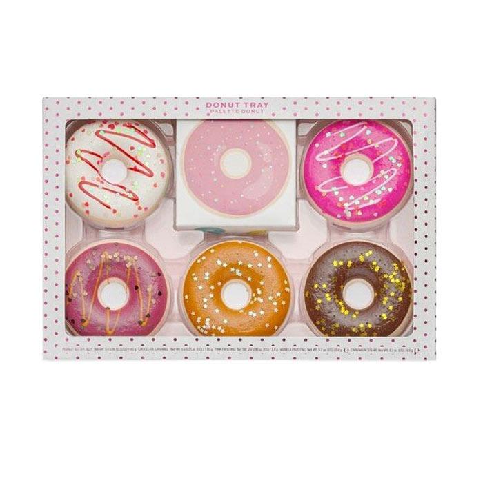 Giftset Makeup Revolution Donut Tray Palette