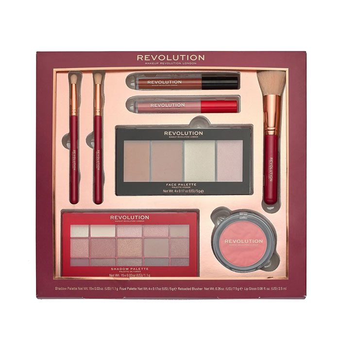 Giftset Makeup Revolution Reloaded Collection