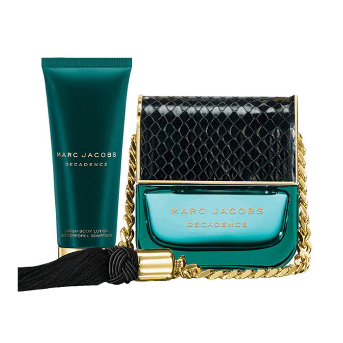 Giftset Marc Jacobs Decadence Edp 50ml + Body Lotion 75ml
