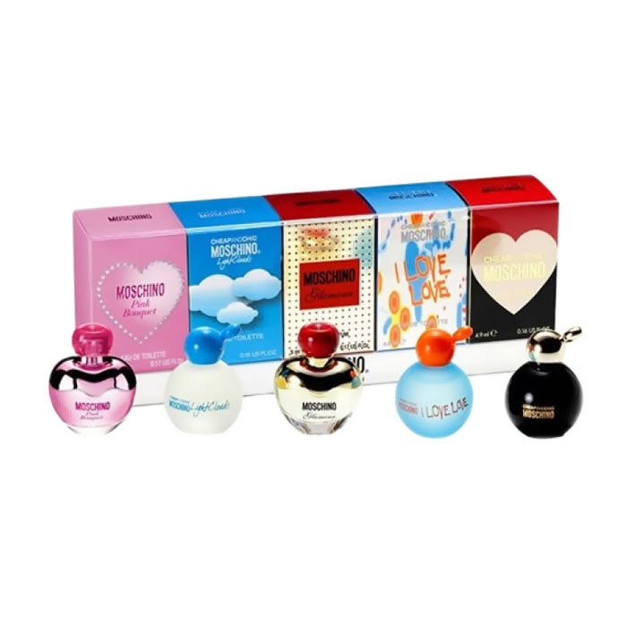 Giftset Moschino Mini Set