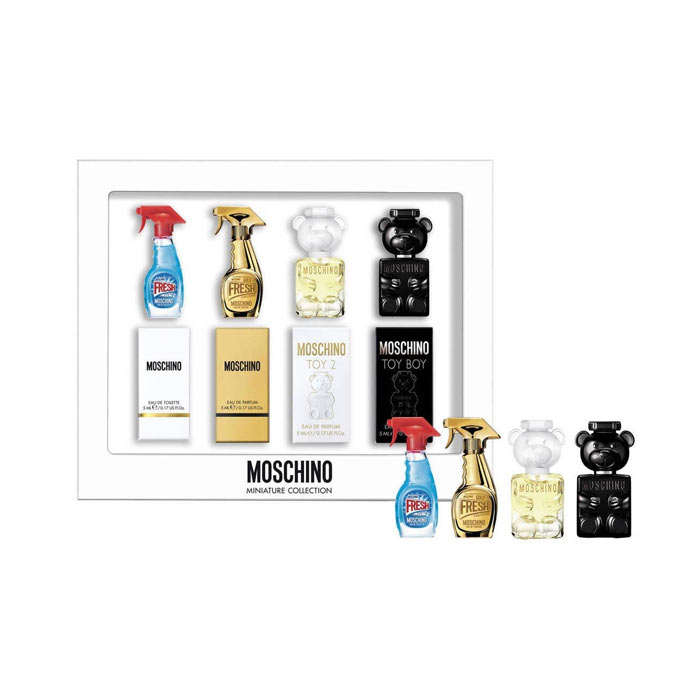 Giftset Moschino Miniature Collection