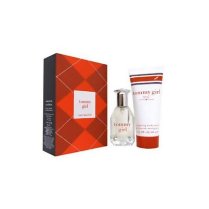 Giftset Tommy Hilfiger Tommy Girl Edc 30ml + Body Wash 100ml