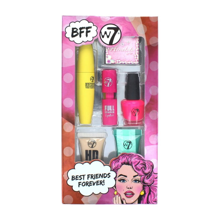 Giftset W7 Best Friends Forever