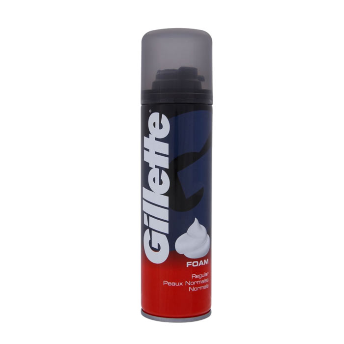 Gillette Shave Foam Regular 200ml