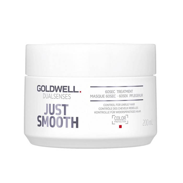Swish Goldwell Dualsenses Just Smooth 60 sec Treatment Mask 200ml
