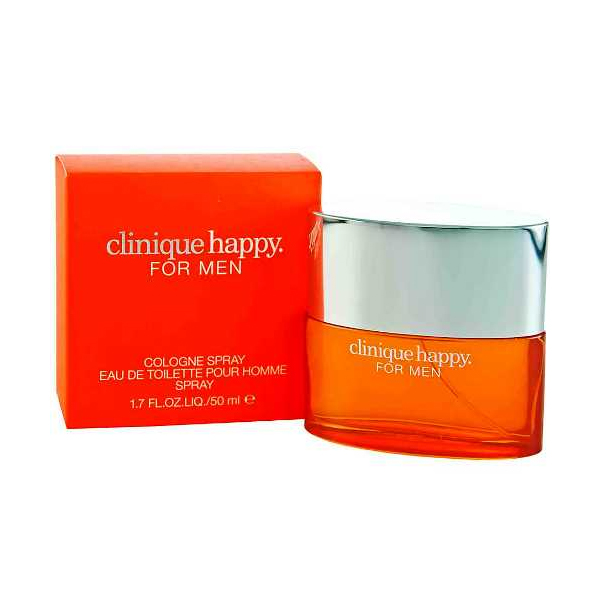 Happy for Men Eau de Cologne Spray 50ml