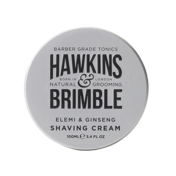 Hawkins & Brimble Shaving Cream 100ml