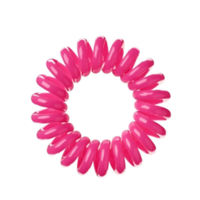 Invisibobble Hair Ring Pink 3-pack
