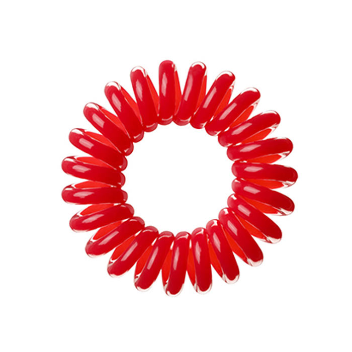 Invisibobble Hair Ring Red 3-pack