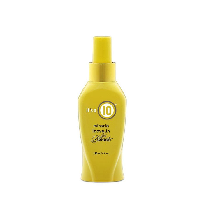 It s A 10 Miracle Leave-in For Blondes 120ml