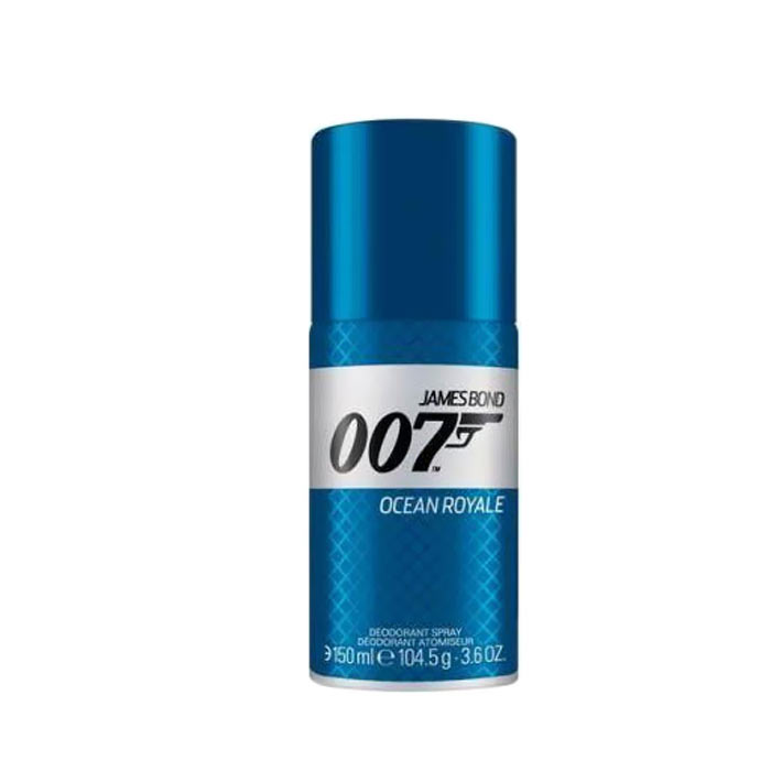James Bond 007 Ocean Royale Deo Spray 150ml