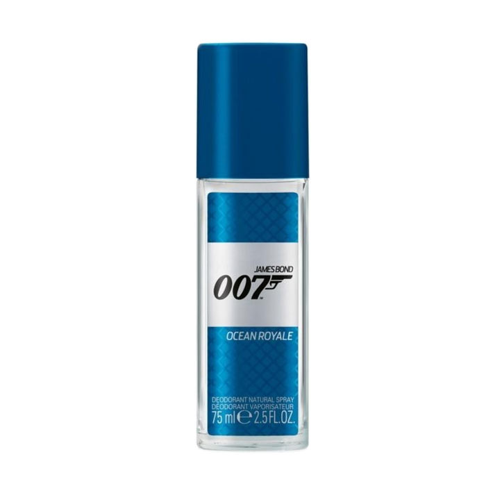 James Bond 007 Ocean Royale Deo Spray 75ml