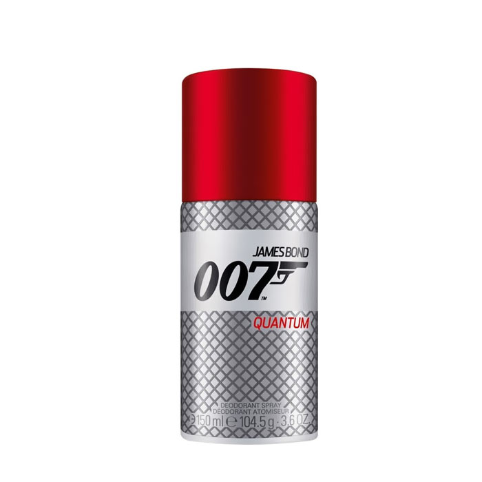 James Bond 007 Quantum Deo Spray 150ml