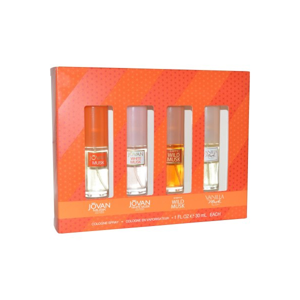 Jovan Musk Woman 4 x 30 ml