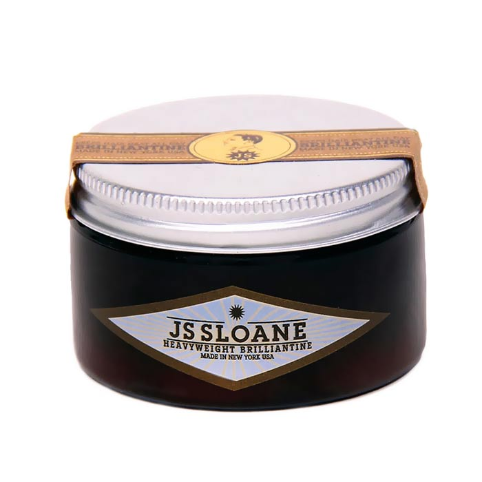 JS Sloane Heavyweight Brilliantine 118g