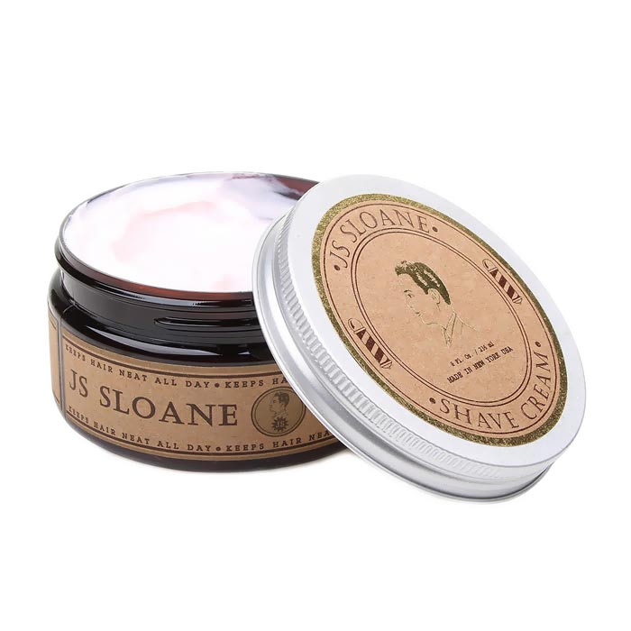 JS Sloane Shave Cream 236ml