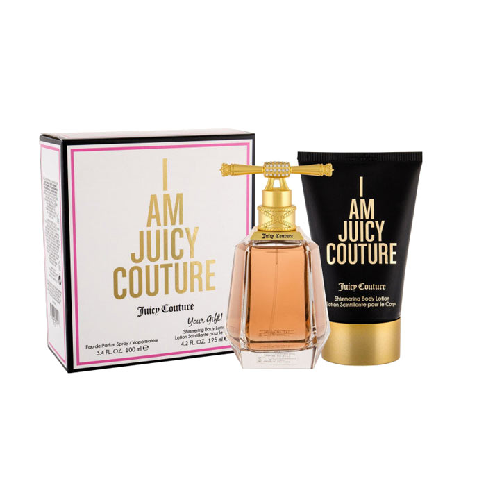 Juicy Couture I am Juicy Couture Edp 100ml + Body Lotion 125ml