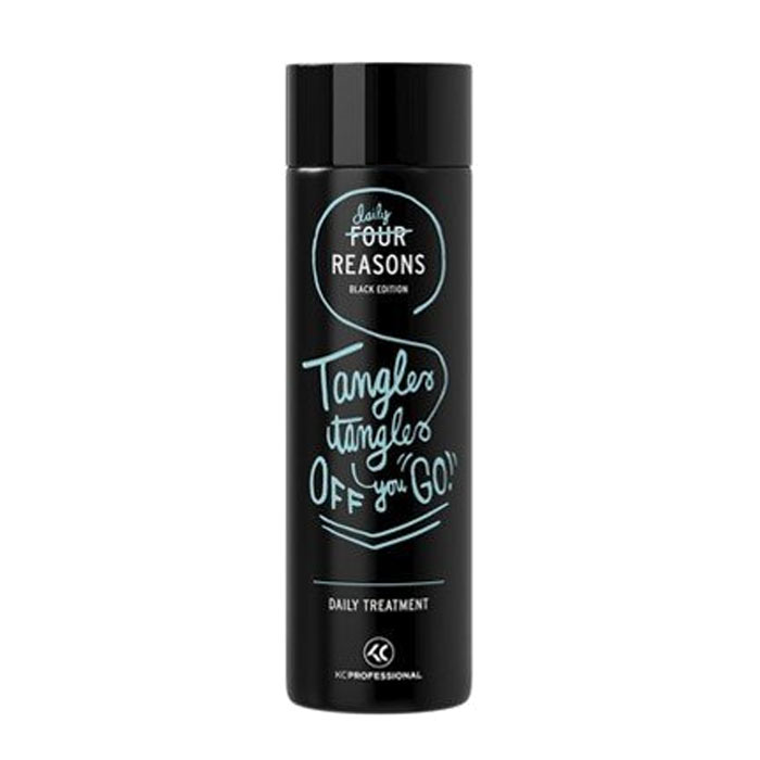 KC Professional Four Reasons Black Edition Daily Treatment Conditioner 100ml