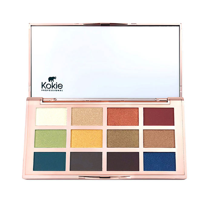 Swish Kokie Artist Eyeshadow Palette - Goddess