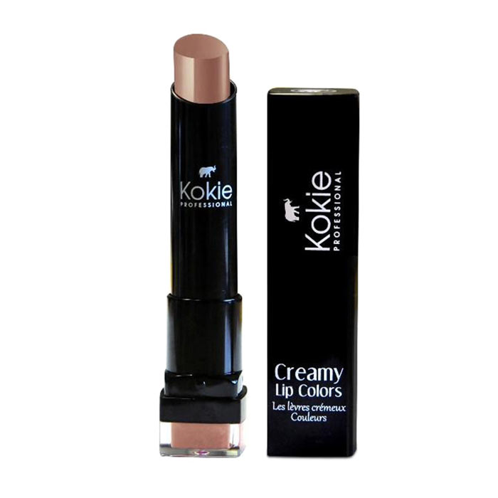 Kokie Creamy Lip Color Lipstick - Hazelnut Cream
