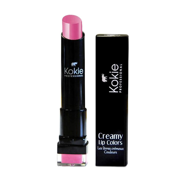 Kokie Creamy Lip Color Lipstick - Malibu