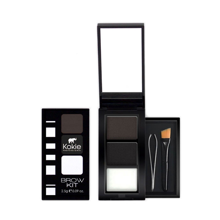 Kokie Eyebrow Kit - Black