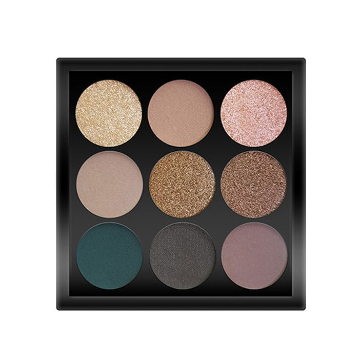 Kokie Eyeshadow Palette - Act Neutral