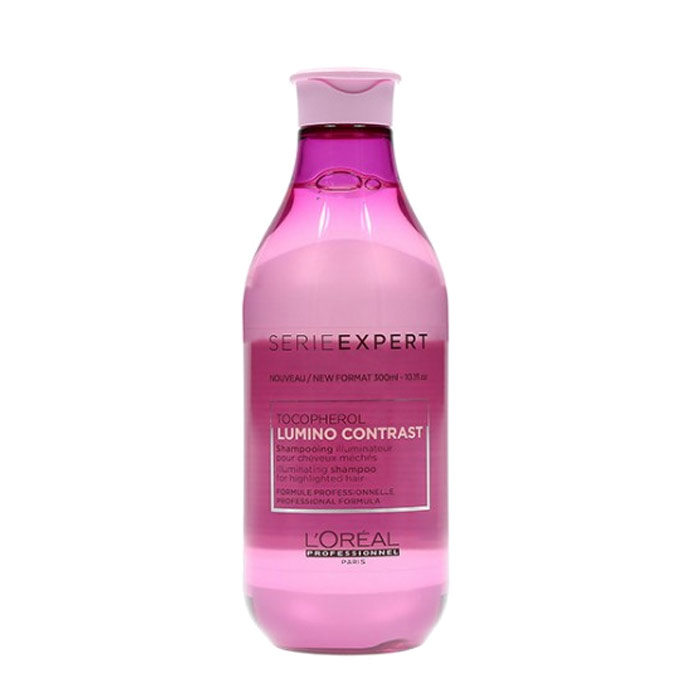 L Oreal Serie Expert Tocopherol Lumino Contrast Shampoo 300ml