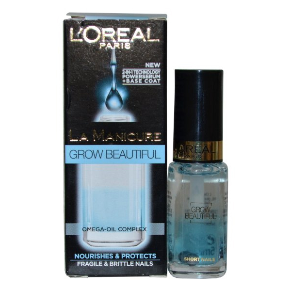 Le Manicure by L`Oreal Grow Beautiful 5ml Nourishes and Protects