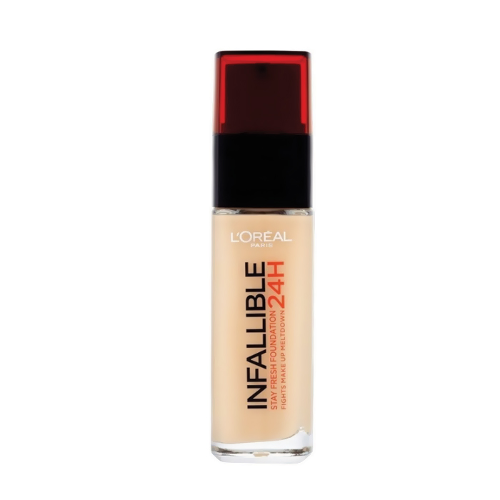 LOreal Infallible Foundation 24H 125 Natural Rose 30ml