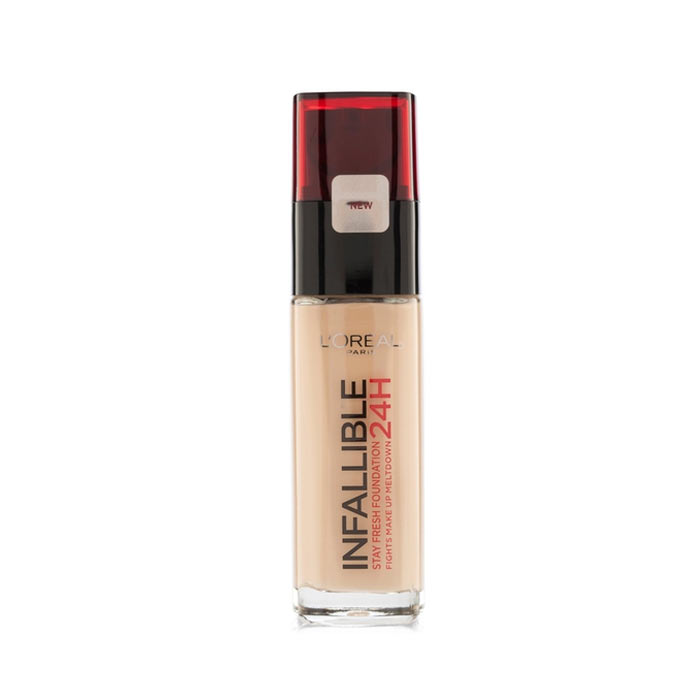 LOreal Infallible Foundation 24H 200 Golden Sand 30ml