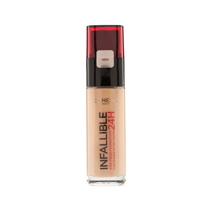 LOreal Infallible Foundation 24H 220 Sand 30ml