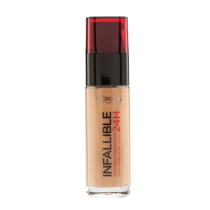 LOreal Infallible Foundation 24H 300 Amber 30ml