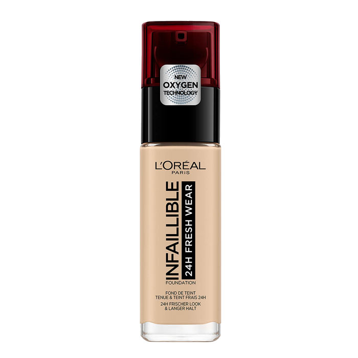 LOreal Paris Infallible 24H Fresh Wear 130 True Beige 30ml